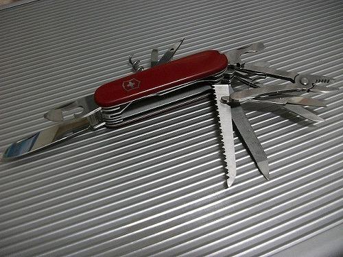 ツールナイフ