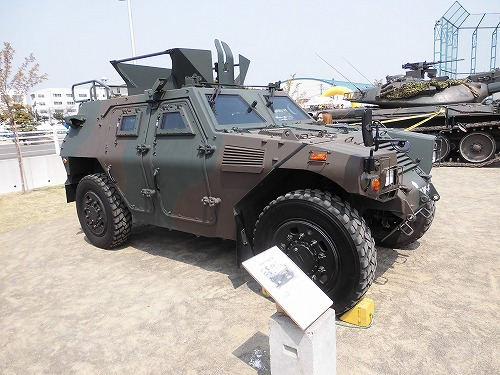 Armored car1