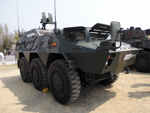 Armored car3