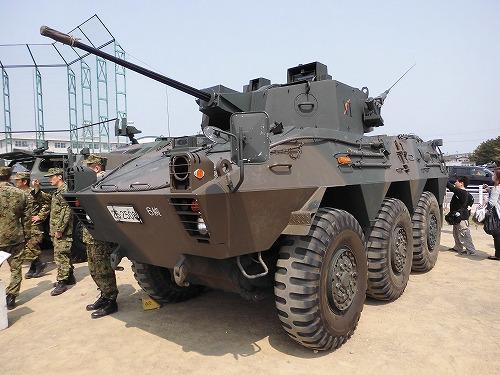 Armored car7