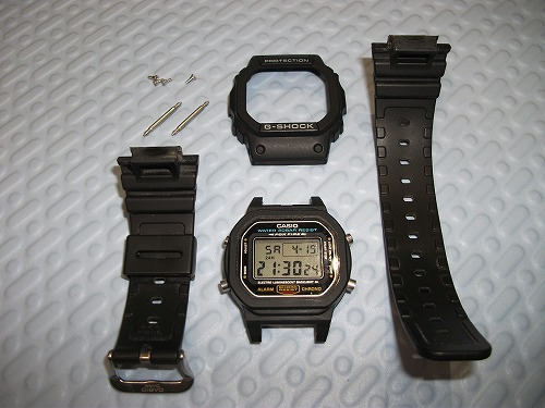 G shock maintenance10
