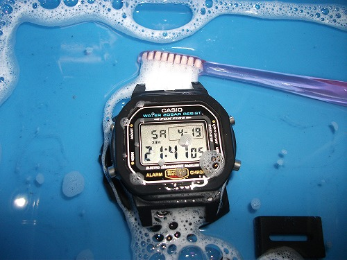 G shock maintenance17
