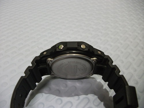 G shock maintenance2