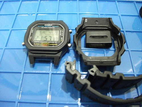G shock maintenance20