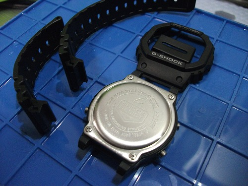G shock maintenance21
