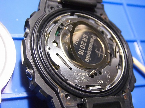 G shock maintenance44