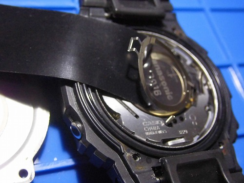 G shock maintenance45