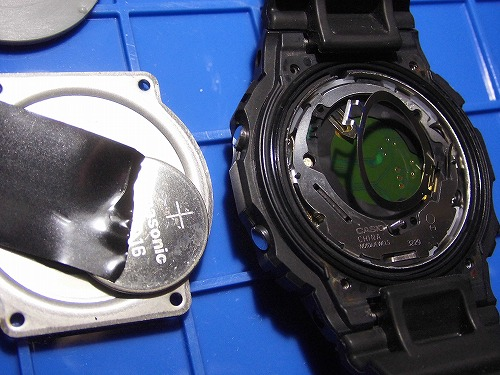 G shock maintenance46