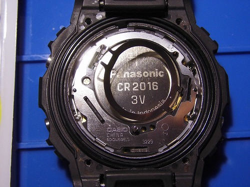 G shock maintenance48
