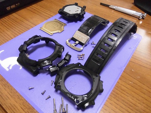 G shock maintenance59
