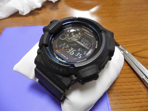 G shock maintenance62