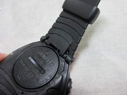 Suunto Vector belt exchange(2)