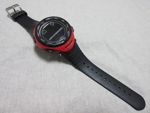 Suunto Vector polishing(1)