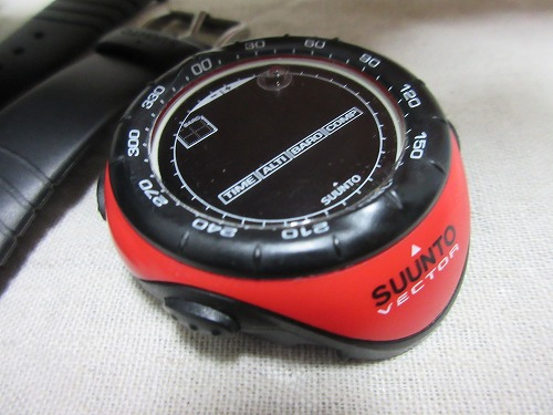 Suunto Vector polishing(15)