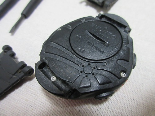 Suunto Vector polishing(4)